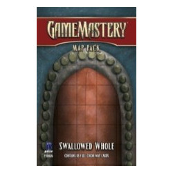 GameMastery Map Pack - Swallowed Whole