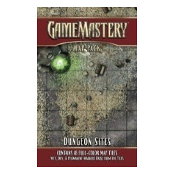 GameMastery Map Pack - Dungeon Sites