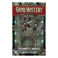 GameMastery Map Pack - Wizard's Tower