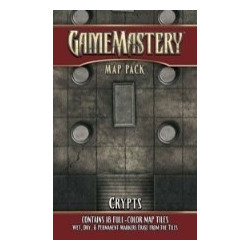 GameMastery Map Pack - Crypts