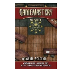 GameMastery Map Pack - Magic Academy