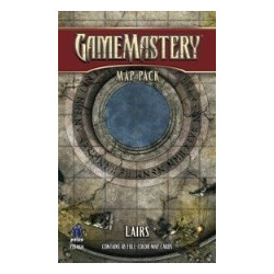 GameMastery Map Pack - Lairs