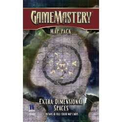 GameMastery Map Pack - Extra-dimensional Spaces