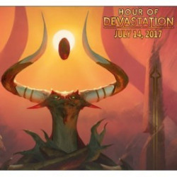 Magic the Gathering:  Hour of Devastation -  boosterbox
