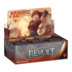 MTG - Aether Revolt Booster Box