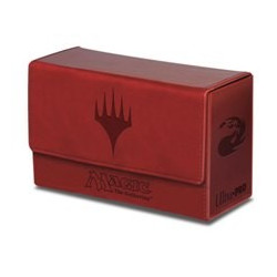 MTG Mana Dual Flip Box Red