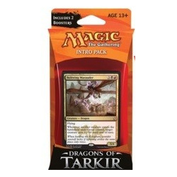 MTG Dragons of Tarkir Intro Packs - Boltwing Marauder