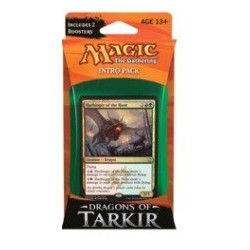 MTG Dragons of Tarkir Intro Packs - Harbinger of the Hunt