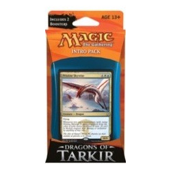 MTG Dragons of Tarkir Intro Packs - Pristine Skywise