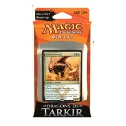 MTG Dragons of Tarkir Intro Packs - Arashin Sovereign
