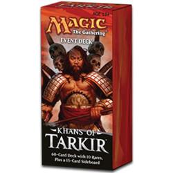 MTG Khans of Tarkir Event Deck