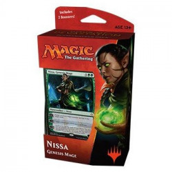 MTG Hour of Devastation Nissa Genesis Mage