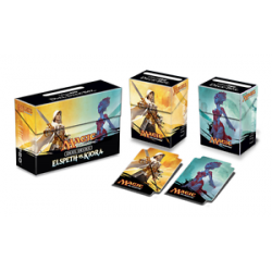 Ultra Pro Magic the Gathering Elspeth vs Kiora Duel Deck Box
