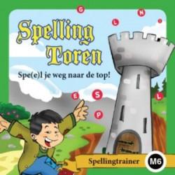 Spellingtoren 4de leerjaar