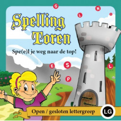 Spellingtoren Extra A - Lettergrepen