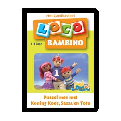 Loco Bambino: Puzzel mee met Koning Koos, Sassa en Toto