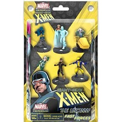 Marvel Heroclix Giant-Size X-Men - The Uncanny: Fast Forces (6p)