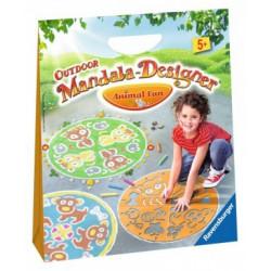 Outdoor Mandala Designer Animal Fun