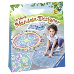 Outdoor Mandala Designer Happy ocean