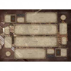 A Game of Thrones Playmat