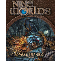 Nine Worlds: Sagas and Treasures
