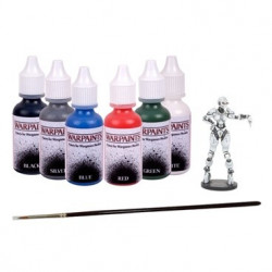 Dreadball Paint Set