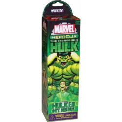 Marvel Heroclix Incredible Hulk Booster (5p)