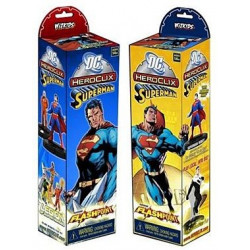 DC Heroclix Superman Booster (5p)