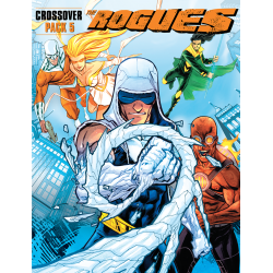 DC Comics Deck-Building Game: Crossover Pack 5 – The Rogues