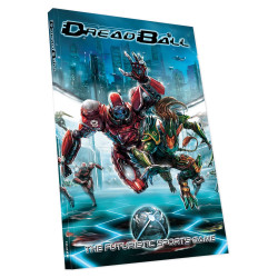 DreadBall Rulebook (Second Edition)