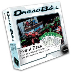 DreadBall Event Deck