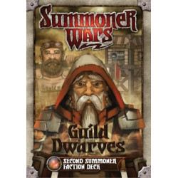 Summoner Wars: Guild Dwarves – Second Summoner