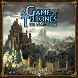 A Game of Thrones: The Board Game (Second Edition)