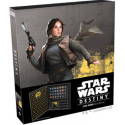 Star Wars Destiny - Jyn Erso Dice Binder