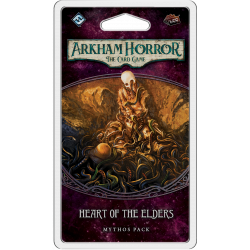 Arkham Horror: The Card Game – Heart of the Elders: Mythos Pack