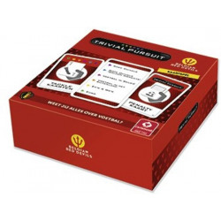 Trivial Pursuit Kaartspel - Rode Duivels / Red Devils