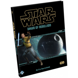 Star Wars RPG: Dawn of Rebellion (Hardcover)