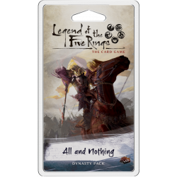 Legend of the Five Rings: The Card Game – All and Nothing