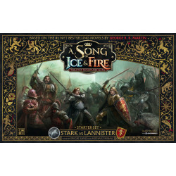 A Song of Ice & Fire: Tabletop Miniatures Game – Stark vs Lannister...