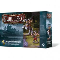 Runewars Le jeu de figurines: Seigneur Aubépyne