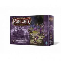 Runewars le jeu de figurines: Commandement d'Infanterie de Waiqar –...