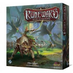Runewars Le jeu de figurines: Elfes Latari