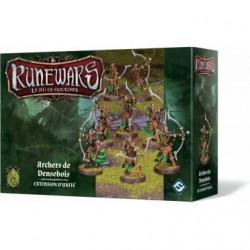 Runewars Le jeu de figurines: Archers de Densebois