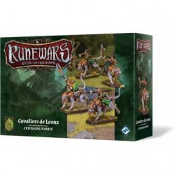 Runewars Le jeu de figurines: Cavaliers de Leonx