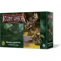 Runewars Le jeu de figurines: Maegan Cyndewin
