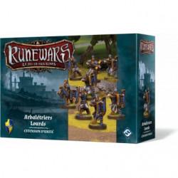 Runewars Le jeu de figurines: Arbalétriers lourds