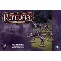 Runewars Le jeu de figurines: Réanimés