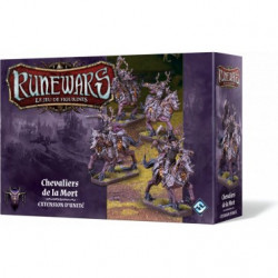 Runewars Le jeu de figurines: Chevaliers de la mort