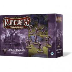 Runewars Le jeu de figurines: Archers Réanimés