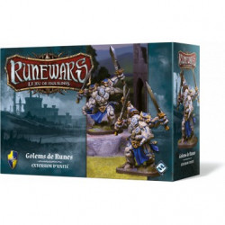 Runewars Le jeu de figurines: Golems de Runes
